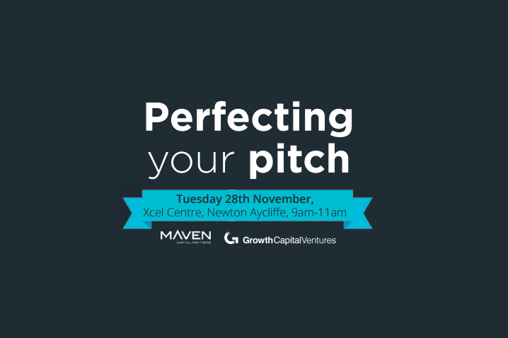 Maven Capital Partners and Growth Capital Ventures team up to provide financial support