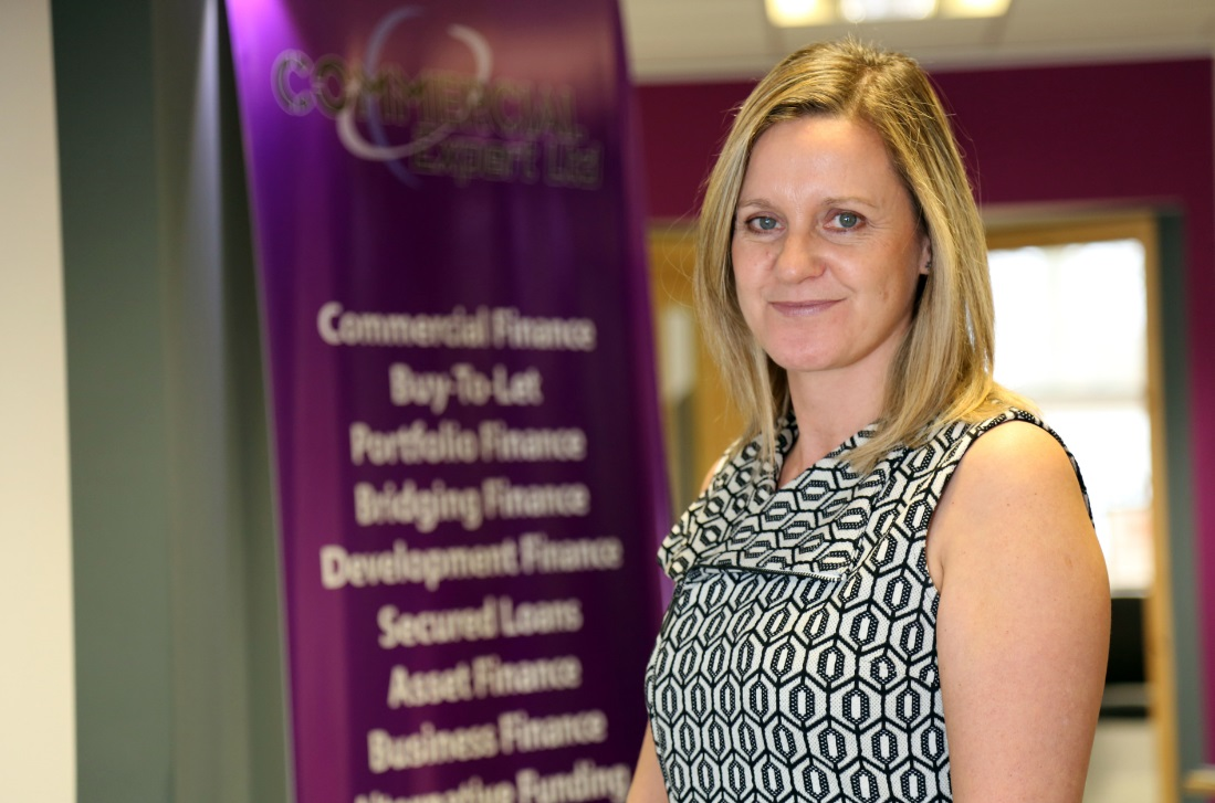 Commercial Expert's new business manager Tracey Barnes has resumed her career in finance after 12 years in the classroom.