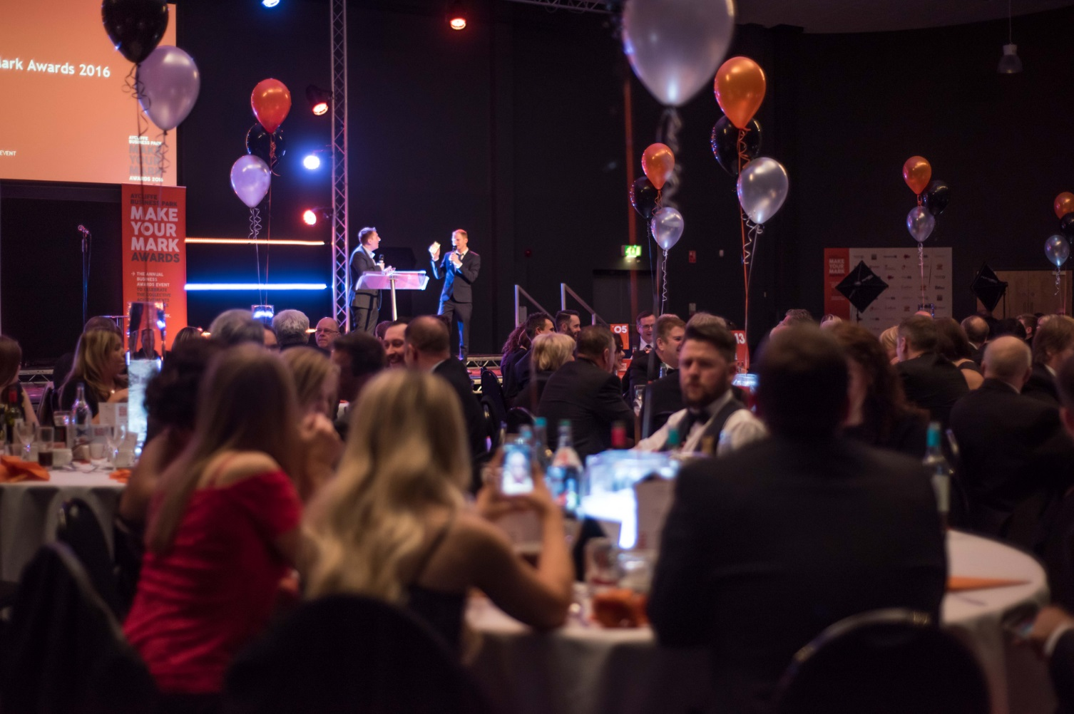 Hundreds of people are expected to gather for the fourth annual Make Your Mark awards event at the Xcel Centre, Aycliffe Business Park, on Thursday May 24.